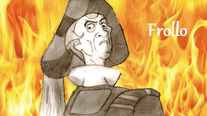 Frollo in HELL by Creepyland