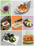 Week 4 Daily Miniature Veggies and Fruit by PetitPlat