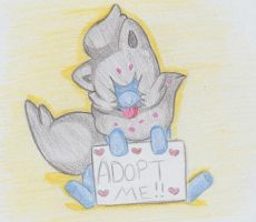 PN-Adopt her or she'll cry(ADOPTED!) by QueenPoro