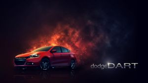 Dodge Dart: Entry 1 by ti-DESIGN