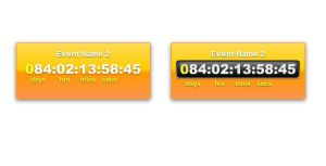 XML Countdown Timer - Multiple by DXC381