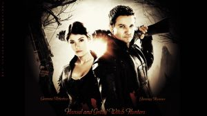 Hansel and Gretel Witch Hunters by Lauren452