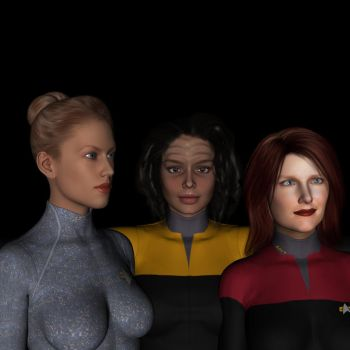 VOY 3 wip by Gmeister11