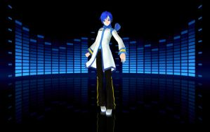 MMD - DT Kaito by Vocalizer
