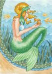 Mermaid - Pisces by CryingFaery