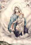 The Scapular of Carmel by peet