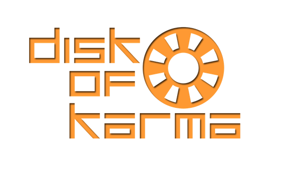 The Sims 2, ''The Disk Of Karma'', First Logo by ddgjdhh