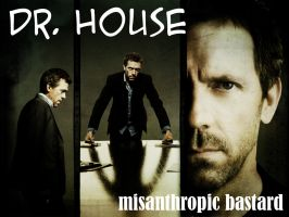 Dr. House by topoftheiceberg