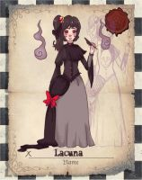 Lacuna by voicelesss