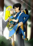 A Date with an Angel by ArthurT2015
