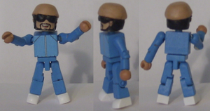 Horatio Minimate by Lee-At-Arms