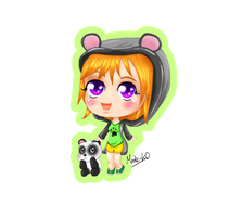 Chibi-CMM Tiny-bee Chibi by Mante-KO