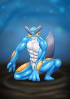 Eon (Swampert Suit)