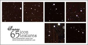 65 Icon Textures: Snow by infinityexplorer