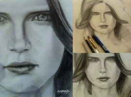 Drawing By me by ahmed-Alsheme