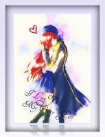 Because I Love You by L-D-Sforza