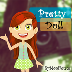 Pretty Doll By Moni Potato by MoniPotato