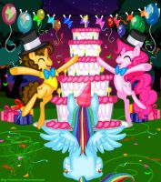 Make A Wish Party! by ShimmyCocoPuffssX1