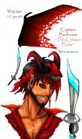 Soul collector, James Barbossa The crimson pirate by kitsunefire7