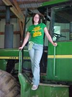 I think your tractor's sexy by ceaca