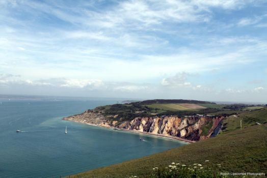 Alum Bay by Robynness