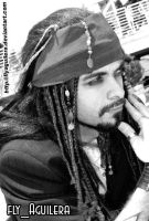 Jack Sparrow by flyaguilera