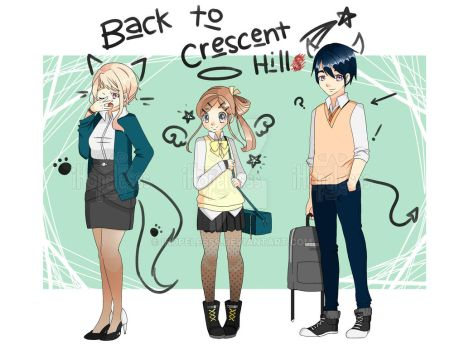 Back to Crescent Hill by iHopelesss
