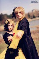 len and rin kagamine: servant of evil by narutine