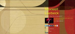 About Maxwell Luebeck by Duganrox