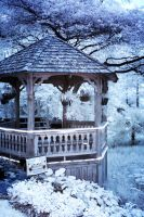 Gazebo IR by LDFranklin