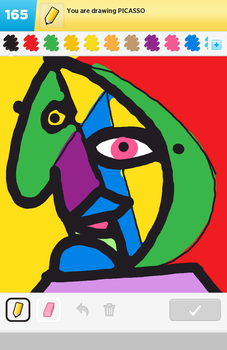 DrawSomething - Picasso by Trinsec