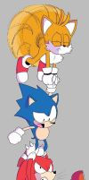 Sonic. . . Heroes? by Nexter45