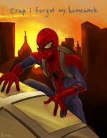 Spidey pls by krusca