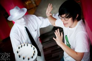 Homestuck - Guardian and Kid 3 by LiquidCocaine-Photos