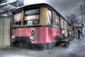train diner by ChristianRudat