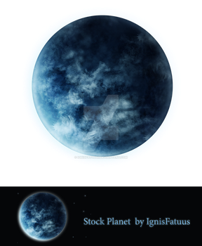 A planet by IgnisFatuusII