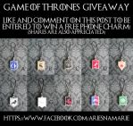 GOT Giveaway by AriesNamarie
