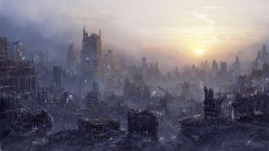 Environment: POST-APOCALYPSE by inetgrafx