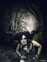 lady of the forest by mastadeath