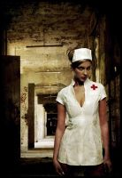 Blood Bank Nurse by CodeineCity