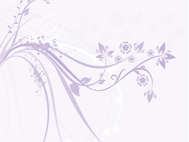 Floral Decoration-Purple by Punk-kitty678