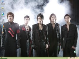 Desktop DBSK by pistra
