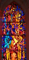 National Cathedral Stained Glass 8 - DETAIL by 44NATHAN