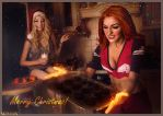 DotA 2 - Christmas cooking by MilliganVick