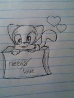 needs love to a good home base by Feel-TheDarkness