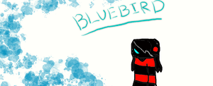 Bluebird Wallpaper by Bluebird9209