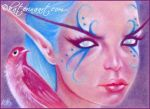 ACEO commission A Song Unsung by Katerina-Art