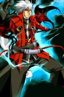 Blazblue: Power of Darkness by betrayal-and-wisdom