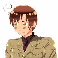 [APH]Romano : Blushing Animation by xXKikaru-ChanXx