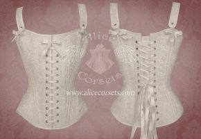 Wedding corset 2 by Alice-Corsets
